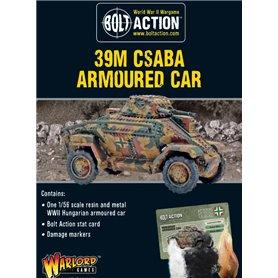 Bolt Action 39M Csaba armoured car
