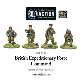 Bolt Action BEF COMMAND