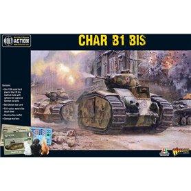 Bolt Action Char B1 bis (plastic boxset)