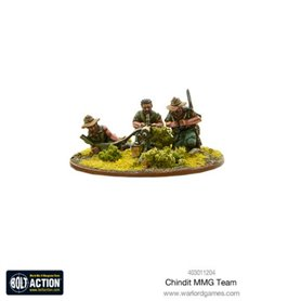 Bolt Action CHINDIT MMG team