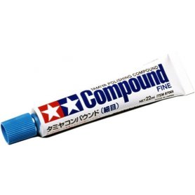 Tamiya 87069 Pasta polerska POLISHING COMPOUND - FINE - 22ml