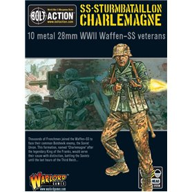 Bolt Action SS-Sturmbataillon Charlemagne