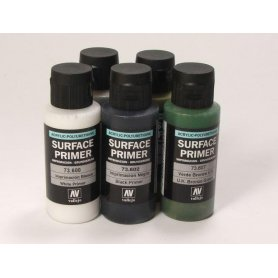 Vallejo Surface Primer 60ml