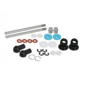 3Racing Oil Damper Set  For AX10 - zestaw naprawczy