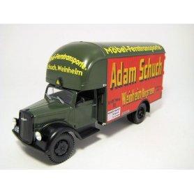 1:43 Opel Blitz Adam Schuch