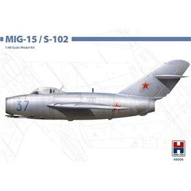 Hobby 2000 48006 MIG-15 / S-102