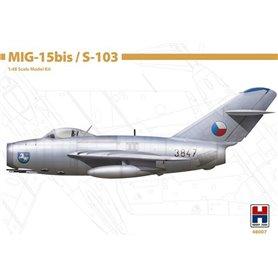 Hobby 2000 48007 MIG-15bis / S-103