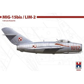 Hobby 2000 48008 MIG-15bis / LIM-2