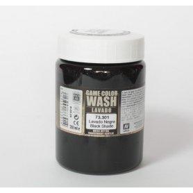 Vallejo Wash Dipping Formula Black