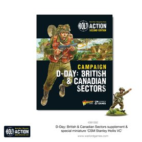 Bolt Action CAMPAIGN D-DAY: BRITISH AND CANADIAN SECTORS