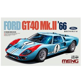 Meng 1:12 Ford GT40 Mk.II 1966