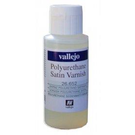 VALLEJO Lakier bezbarwny poliuretanowy satynowy 60ml