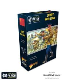Bolt Action Soviet NKVD Squad