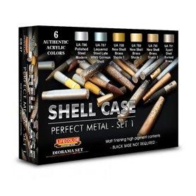 Lifecolor ACRYLIC COLORS Zestaw farb Shell Case