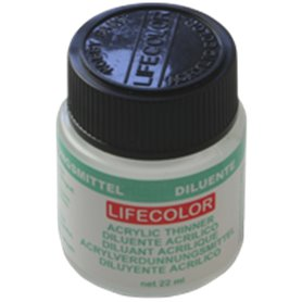 Lifecolor Acrylic colours Thinner 22ml