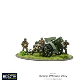 Bolt Action Hungarian 37M medium artillery