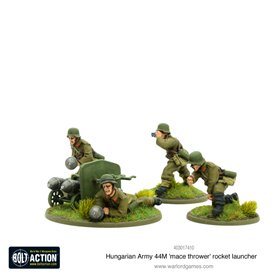 Bolt Action HUNGARIAN ARMY 44M MACE THROWER ROCKET LAUNCHER