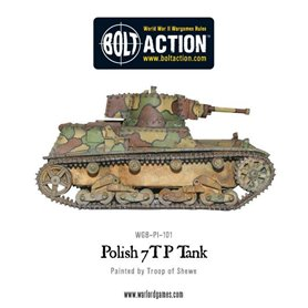 Bolt Action Polish 7TP Tank