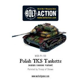 Bolt Action Polish TKS Tankette