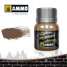 Ammo of MIG DRYBRUSH – EARTH
