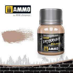 Ammo of MIG DRYBRUSH – DARK SAND
