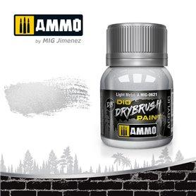 Ammo of MIG DRYBRUSH – LIGHT METAL