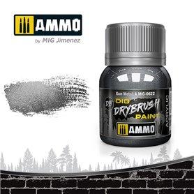 Ammo of MIG DRYBRUSH – GUN METAL