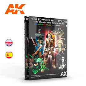 AK Interactive HOW TO WORK WITH COLORS