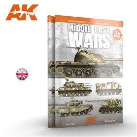 AK Interactive Książka MIDDLE EAST WAR 1948-73 VOL.1 - ENG
