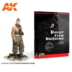 AK Interactive Książka PANZER CREW UNIFORMS - ENG