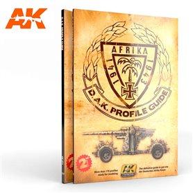AK Interactive Książka DAK PROFILE GUIDE - ENG