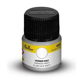 Farba akrylowa Heller 049 Varnish Matt 12 ml