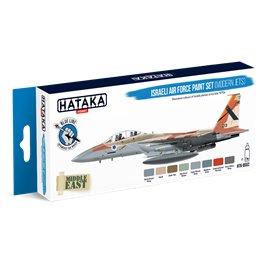 Hataka BS62 Israeli Air Force paint set ( modern jets)