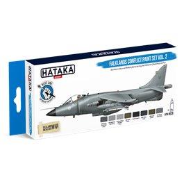 Hataka BS28 Falklands Conflict paint set vol.2