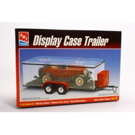 AMT 1:25 DISPLAY CASE TRAILER