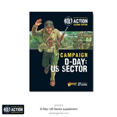 Bolt Action CAMPAIGN BOOK: D-DAY US SECTOR