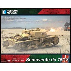 Rubicon Models 1:56 Semovente da 75/18