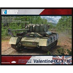 Rubicon Models 1:56 Valentine IX/X/XI
