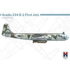 Hobby 2000 1:48 Arado Ar-234 B-2 - FIRST JETS