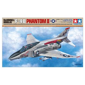 Tamiya 1:48 McDonnell Douglas F-4B Phantom II