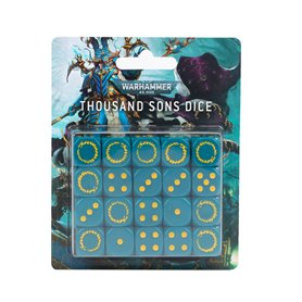 Warhammer 40000 Thousand Sons Dice Set
