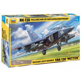 """Zvezda 4818 Russian Light Bomber YAK-130 """"Mitten"""""""