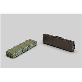 Eureka XXL 1:35 MODERN US ARMY PELICAN M16-2 RIFLE CASE - 1szt.
