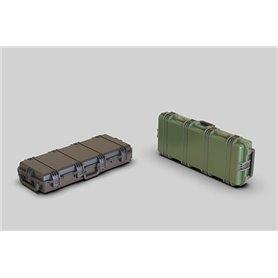 Eureka XXL 1:35 MODERN US ARMY PELICAN M249 MACHINE GUN CASE - 1szt.