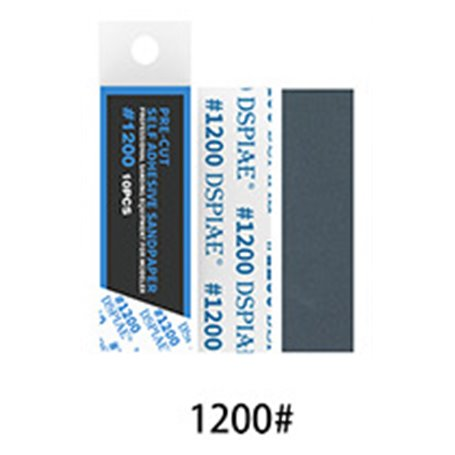 DSPIAE MSP-1200 1200 DIE-CUTTING ADHESIVE SANDPAPER