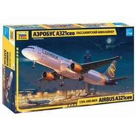Zvezda 7040 Civil Airliner Airbus A321ceo