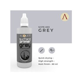 Scale 75 PRIMER SURFACE GREY