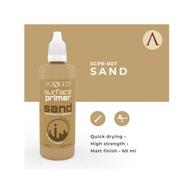 Scale 75 PRIMER SURFACE SAND