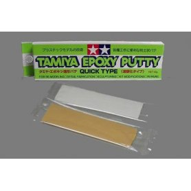 Tamiya Epoxy Putty - Quick Dry Type