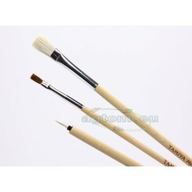 Tamiya Modeling Brush Basic Set